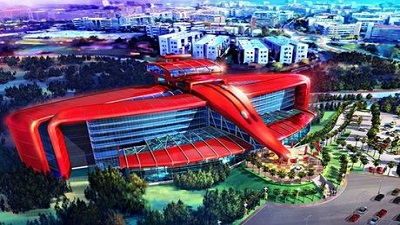 Ferrari theme park to open at PortAventura resort in Spain